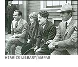 D. W. Griffith Charlie Chaplin Mary Pickford Douglas Fairbanks